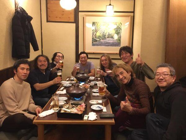 西脇辰弥: 杉山清貴さんライブレポート